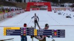 Video «Russe Sedow siegt, Livio Bieler überrascht» abspielen