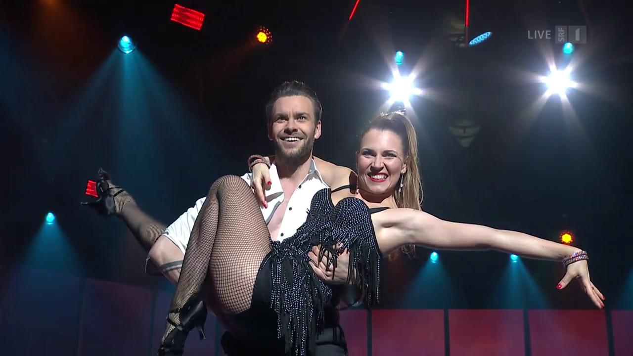Michel Birri und Svetlana Guggenbühl- Cha Cha Cha - Fever