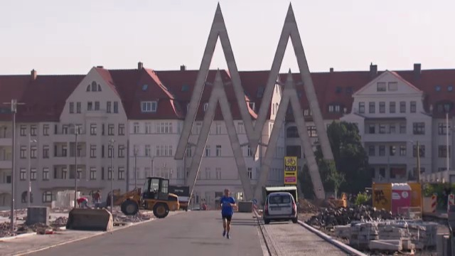Ostdeutschland zwischen Depression und Aufschwung