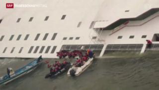Video «Südkorea will Küstenwache auflösen» abspielen
