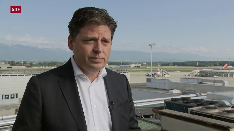 Thomas Haagensen, Leiter Europageschäft Easyjet: «Heute ist diese Lösung die beste, um Emissionen zu kompensieren.»
