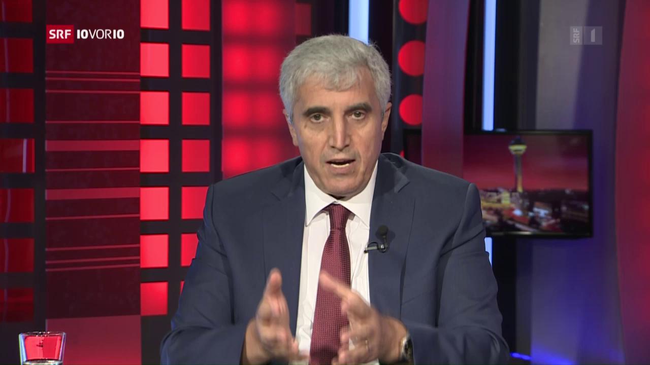 FOKUS: Gespräch mit Hüseyin Bagci