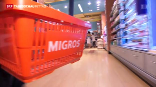 Video «Migros macht mehr Umsatz» abspielen