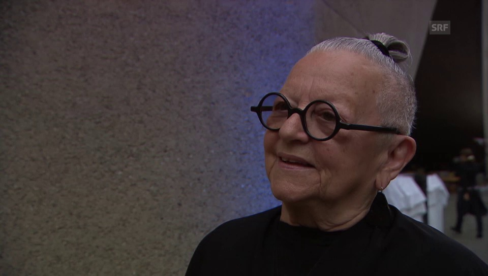 Christa de Carouge wird 80
