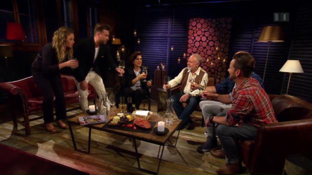 Video ««100% Schweizer Musik – Peter Reber & Friends»» abspielen