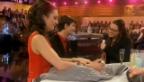 Video «Eiskalte Überraschung für Silja» abspielen