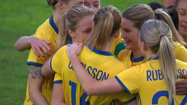 14 Niederlage Am Algarve Cup Schweizerinnen Verlieren Gegen
