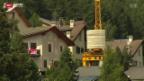 Video «Streit zwischen Kanton Graubünden und Zuoz eskaliert» abspielen