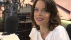 Video «Mona Vetsch darf nach 17 Jahren wieder ausschlafen» abspielen