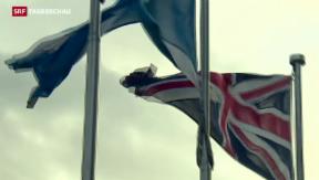 Video «Schottland liebäugelt mit der Unabhängigkeit» abspielen