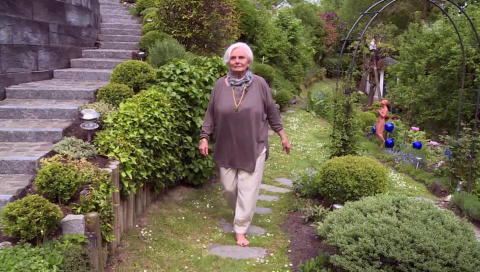 Ruth Maria Kubitscheks «Garten der Aphrodite»