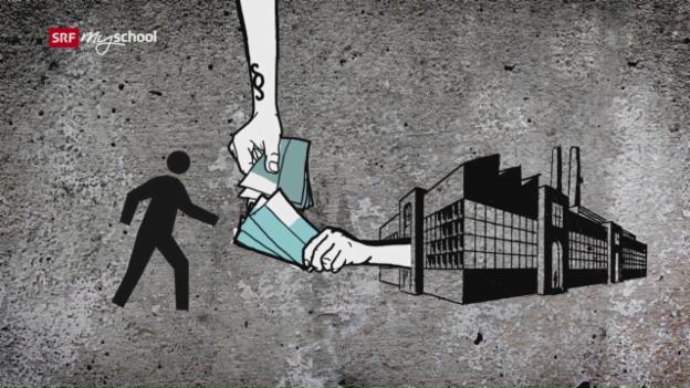 Video «Folgen der Überschuldung» abspielen