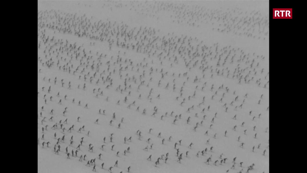 Terz Maraton da skis engiadinais