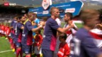 Video «Fussball: SL-Klubs auf Sponsorensuche» abspielen