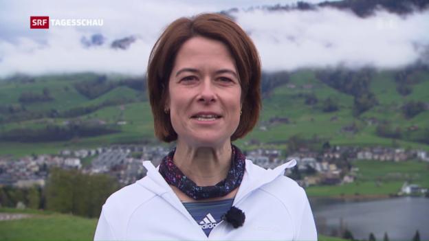 Video «Wer ist Petra Gössi?» abspielen
