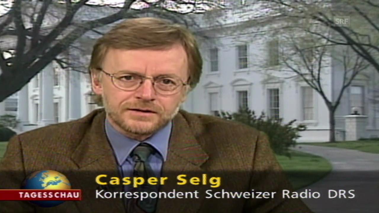 Caspar Selg: die Stimme von «Echo der Zeit»
