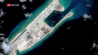 Video «Streit um Südchinesisches Meer» abspielen