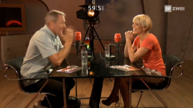 Video «Focus «Blind Date» - Stephanie Berger & Frank Baumann» abspielen