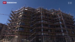 Video «Anstieg der Hypothekarzinsen» abspielen