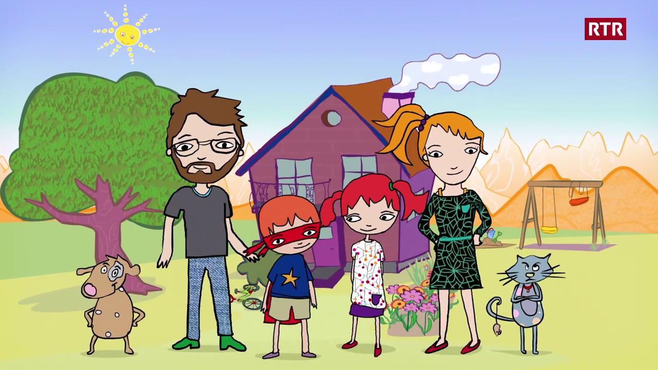 Episoda 1: La famiglia Babulin - Puter