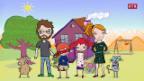 Laschar ir video «Episoda 1: La famiglia Babulin - Puter»
