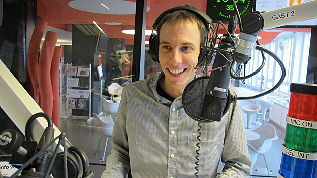 Stéphane Gabioud über seine Angst, Bahnhof zu verstehen