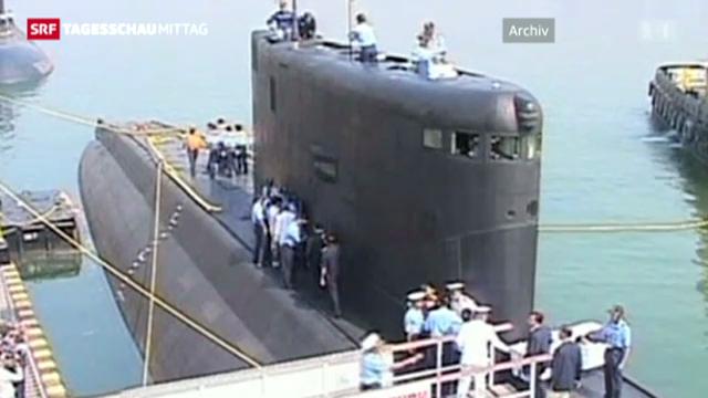 Zahlreiche Tote nach U-Boot-Brand