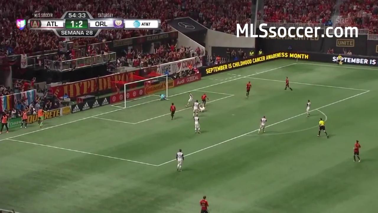 Atlanta gegen Orlando: Spektakel beim Zuschauer-Rekord