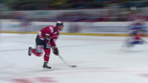 Video «Eishockey: Spengler Cup, Highlights Canada - Jokerit» abspielen