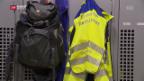 Video «Massnahmen nach Attacken auf Zürcher Stadtpolizei» abspielen