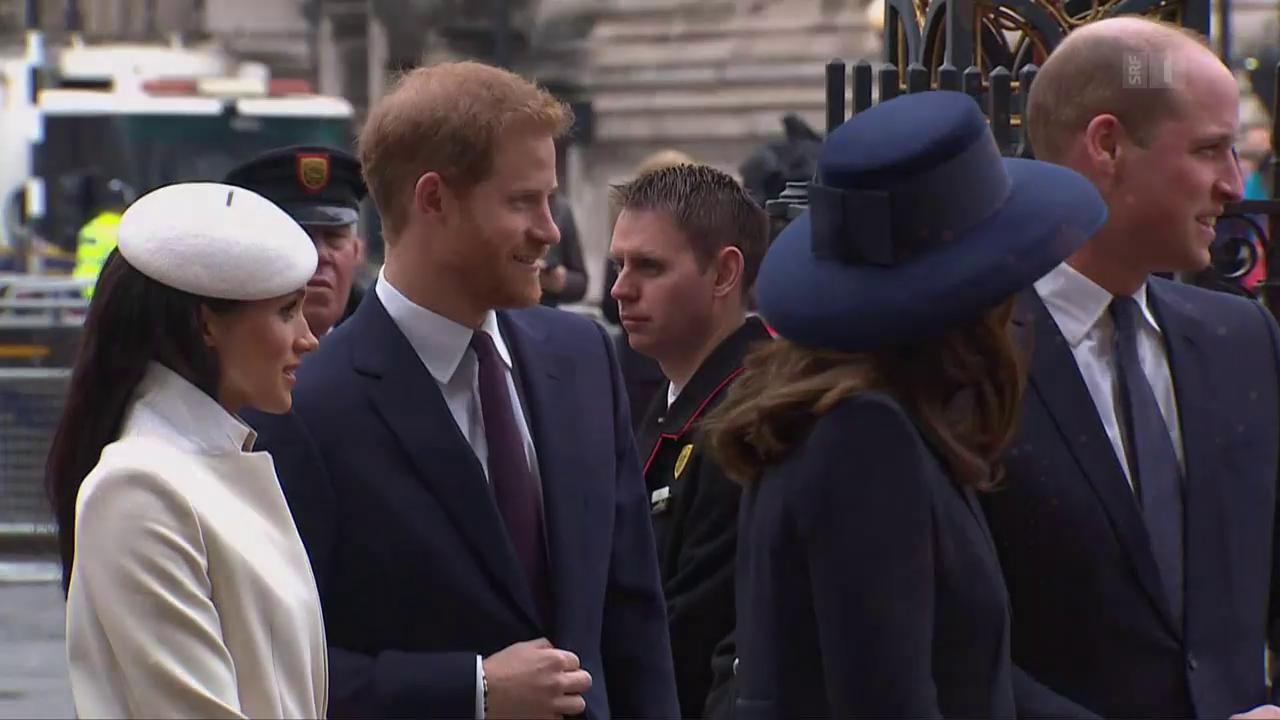 Meghan Markle trifft die Queen