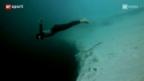 Video «Freitauchen – der Reiz des Tiefenrauschs» abspielen