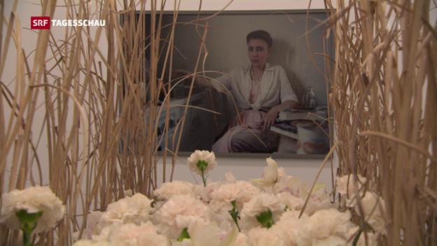 Video «Kunstinterpretation im Kunsthaus Aargau» abspielen