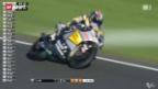 Video «Motorrad: Moto2-Qualifying beim GP Valencia» abspielen