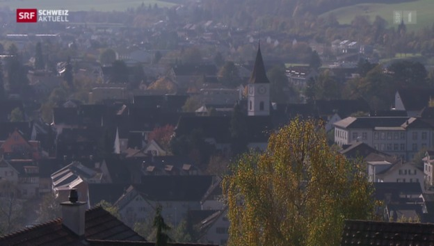 Video «Baselbieter Polithochburg» abspielen