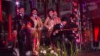 Video ««Io senza te» aus dem Musical und Überraschungsgast» abspielen