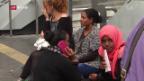 Video «FOKUS: Kampf gegen illegale Grenzübertritte in Italien» abspielen