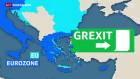 Video «Die Folgen eines möglichen Grexit» abspielen