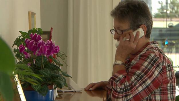 Video «Telefon-Terror: Ausländische Callcenter belästigen Konsumenten» abspielen