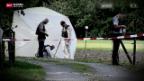 Video «Tötungsdelikt in Ganterschwil SG» abspielen