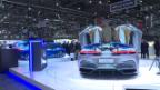 Video «Der CEO des Autosalons in Genf gibt seinen Posten weiter» abspielen