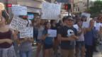 Video «USA – Kinder nicht mehr vor Abschiebung sicher» abspielen