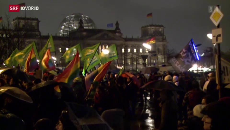 FOKUS: Polarisiertes Deutschland