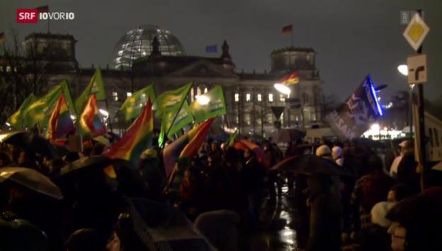 Video «FOKUS: Polarisiertes Deutschland» abspielen