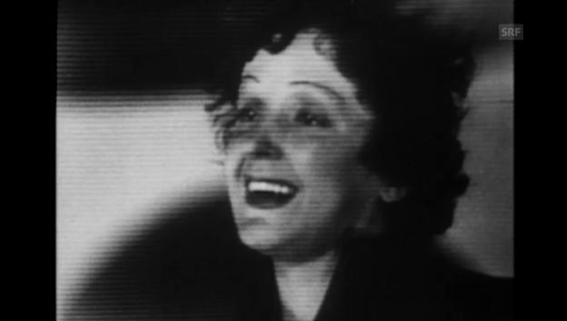 Video «Edith Piaf und ihr Leben» abspielen