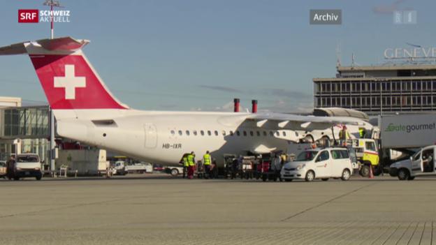 Video «Flughafenangestellte bleiben ausgesperrt» abspielen