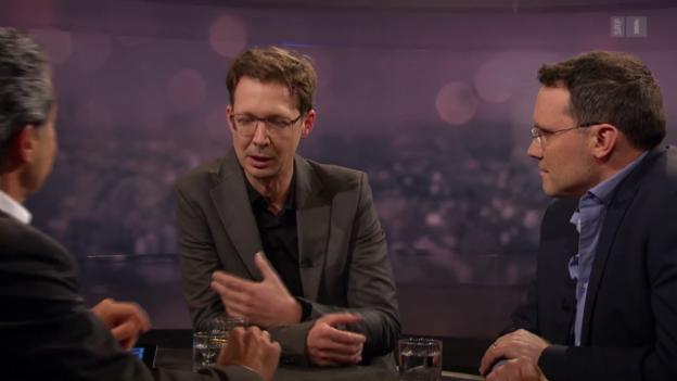 Video «Politologen analysieren die DSI-Abstimmung» abspielen