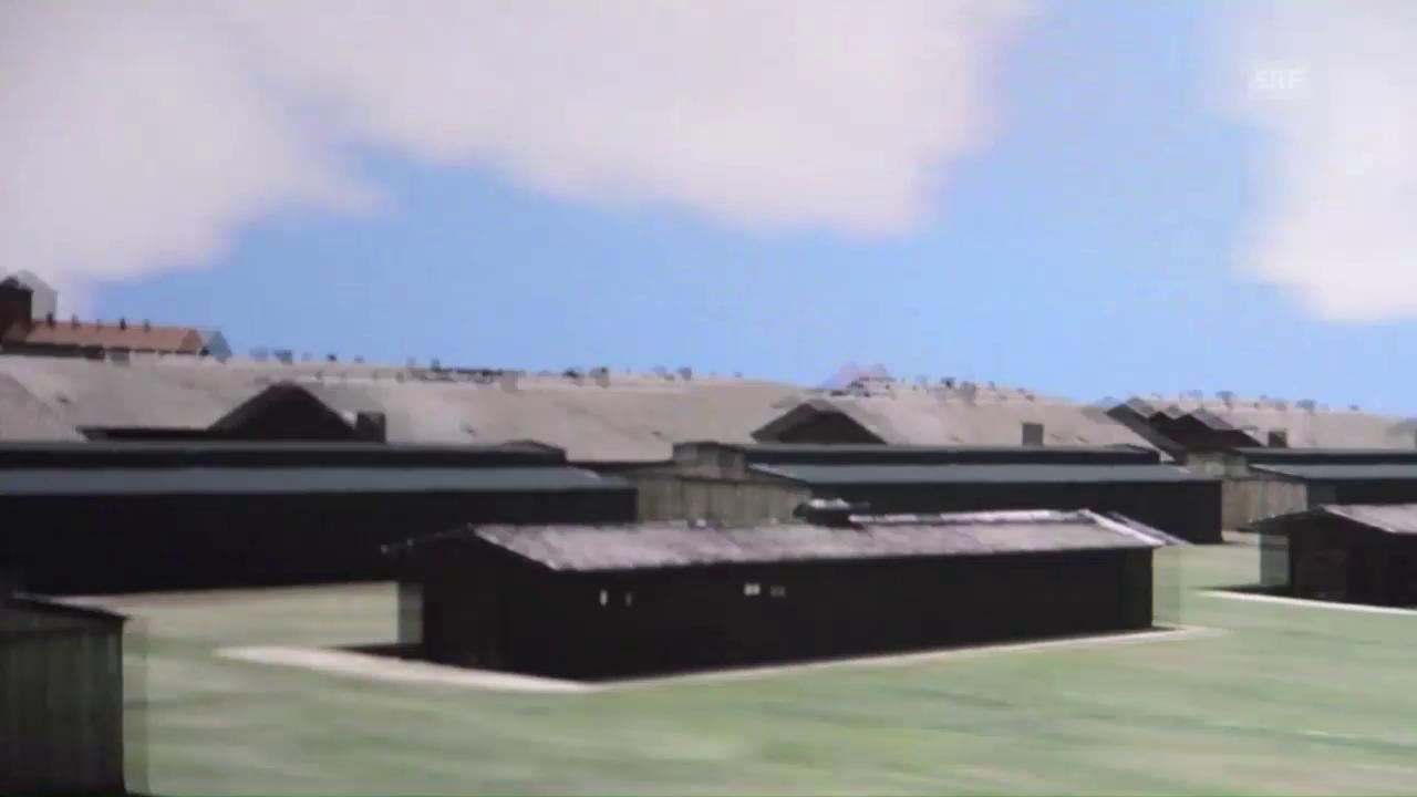 Ausschnitt aus dem 3D-Modell (ohne Ton)