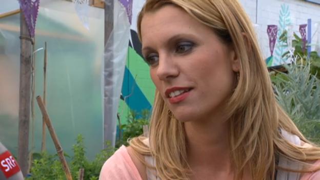 Video «Katja Weber im Interview mit Mona Vetsch» abspielen