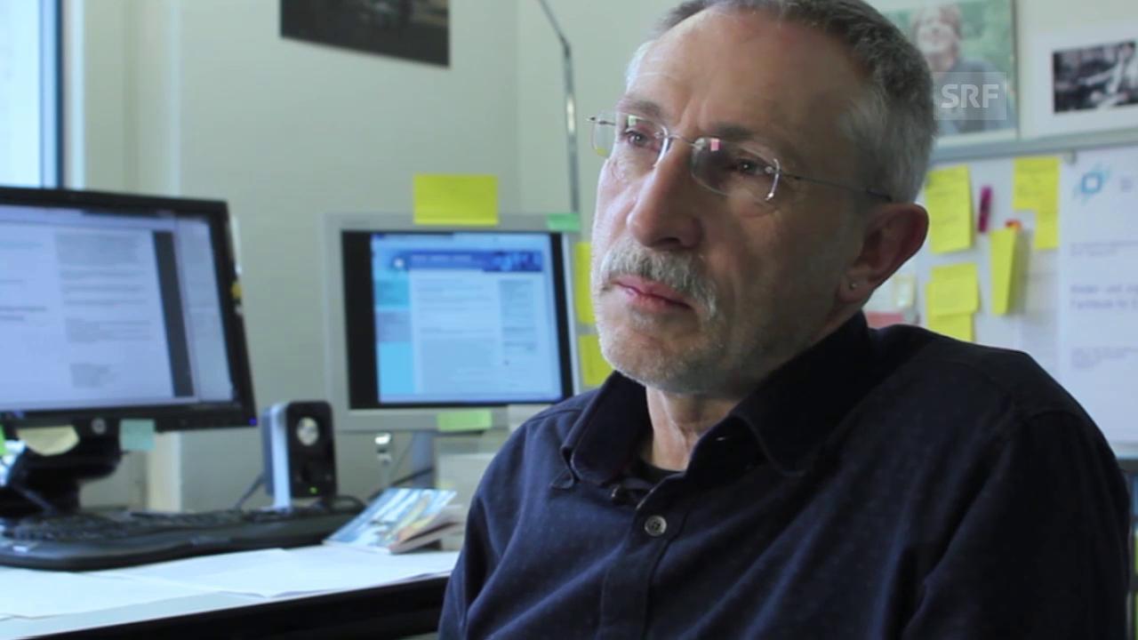Psychologe Philipp Ramming über #srfabschlussklasse